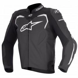 Δερμάτινο μπουφάν μηχανής Alpinestars GP Pro Μαύρο χρώμα