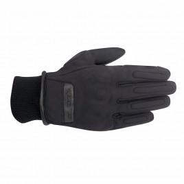 Γάντια μηχανής Alpinestars C-1 Gore-Tex Windstopper® Μαύρο χρώμα