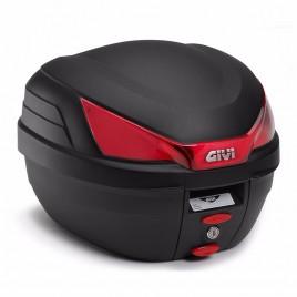 Μπαγκαζιέρα 27 Λίτρα monolock Mαύρο χρώμα GIVI