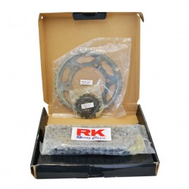 Σετ αλυσιδογράναζα RK Chain για Yamaha MT-07