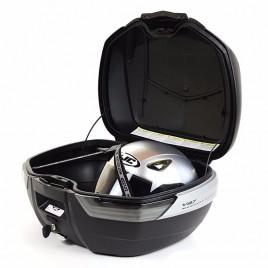 Μπαγκαζιέρα 47 λίτρα V47NNT tech Μαύρο χρώμα Monokey GIVI