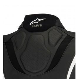 Δερμάτινο μπουφάν μηχανής Alpinestars Jaws (2016) Μαύρο χρώμα