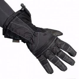 Γάντια μηχανής  Richa Defence Μαύρο χρώμα