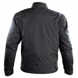 Μπουφάν μηχανής Nordcap Racer Μαύρο χρώμα