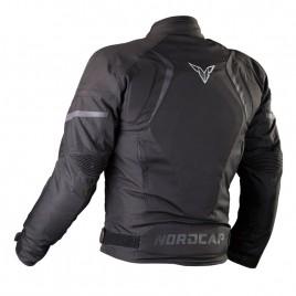 Μπουφάν μηχανής  Nordcap Monza II Μαύρο χρώμα