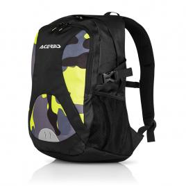 Σακίδιο πλάτης μηχανής Acerbis Profile Mαύρο-Fluo