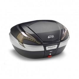 Μπαγκαζιέρα 56 λίτρα V56NNT Tech Μαύρο χρώμα Monokey GIVI