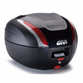 Μπαγκαζιέρα 33 λίτρα B33NML Monolock Μαύρο χρώμα GIVI