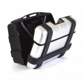 Βαλίτσα μηχανής αλουμινίου  33 λίτρα TRK33N Monokey GIVI