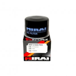 Εξωτερικό φίλτρο λαδιού Mirai P003 (HF184)
