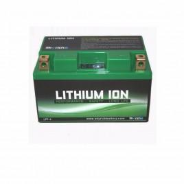 Μπαταρία λιθίου ιόντων Skyrich Lithium LFP-4 12V 10Ah 240A (CCA)