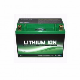 Μπαταρία λιθίου ιόντων Skyrich Lithium LFP-6 12V 18Ah 300A με 4 πόλους