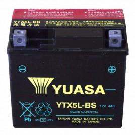 Μπαταρία παπιού & μηχανής Yuasa YTX5L-BS 12V 4.2Ah