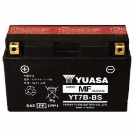 Μπαταρία Μηχανής Yuasa YT7B-BS 12V 6.5Ah