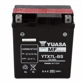 Μπαταρία μηχανής Yuasa YTX7L-BS 12V 6.3 Αh