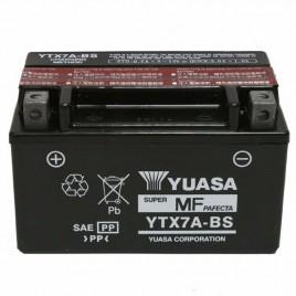 Μπαταρία μηχανής Yuasa YTX7A-BS 12V 6 Ah