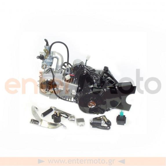 Κινητήρας (Μοτέρ) Lifan 125cc με CDI κεφαλή (Μεγάλες βαλβίδες)