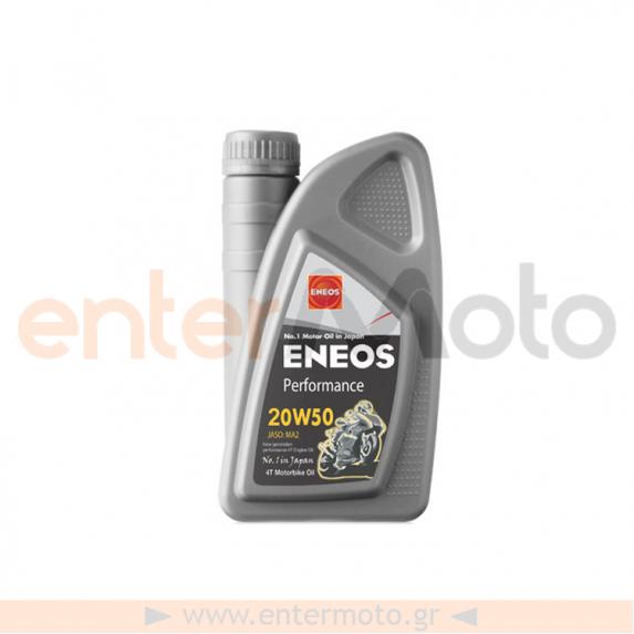 Λάδια Eneos Performance 20W50 1 λίτρο