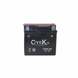 Μπαταρία Μηχανής OYEK YTX5L-BS 12V 4 Ah