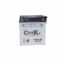 Μπαταρία Μηχανής OYEK YB10L-B2 12V 11 Ah