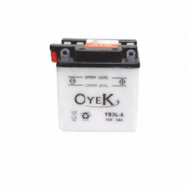 Μπαταρία Μηχανής OYEK YB3L-A 12V 3 Ah