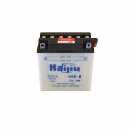 Μπαταρία Μηχανής Haijiu HB9-B  12V 9 Ah