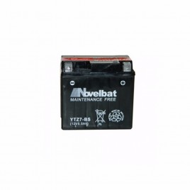 Μπαταρία Μηχανής Novelbat YTZ7-BS 12V 5.5 Ah