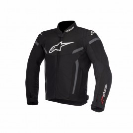 Καλοκαιρινό μπουφάν Alpinestars T-GP Plus v2 Air Μαύρο χρώμα