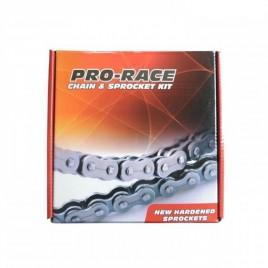 Σετ αλυσιδογράναζα Pro Race 428 - 122 L για Kymco Spyke 125