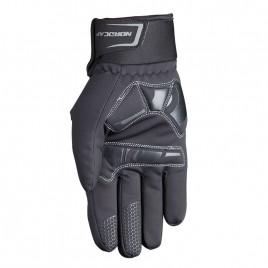 Γάντια μοτοσυκλέτας Nordcap  Softshell Stratos Μαύρο χρώμα