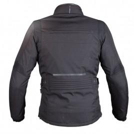 Αδιάβροχο μπουφάν Nordcap Oxford Μαύρο χρώμα
