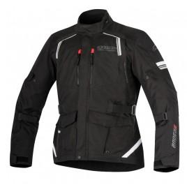 Αδιάβροχο μπουφάν μηχανής Alpinestars Andes v2 Drystar® Μαύρο χρώμα