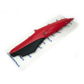 Γνήσια αριστερή ουρά Κόκκινο χρώμα για Modenas Dynamik 125cc