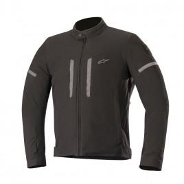 Αδιάβροχο μπουφάν Alpinestars Maxim Μαύρο χρώμα