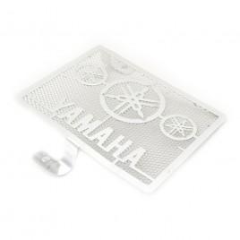 Προστατευτικό κάλυμμα ψυγείου Silver για Yamaha Crypton X 135
