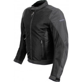 Καλοκαιρινό μπουφάν μηχανής AGV-Pro Airmig Black
