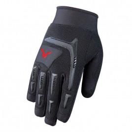 Γάντια Nordcap Downhill μαύρο χρώμα