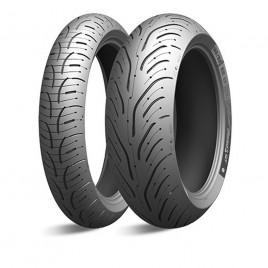 Λάστιχο μπροστά Michelin Pilot Road 4 GT front 120/70 ZR17 58W