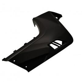 Γνήσια δεξιά ποδιά (καρίνα) μαύρο χρώμα για Yamaha Crypton-X 135cc