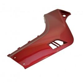 Γνήσια δεξιά ποδιά (καρίνα) κόκκινο χρώμα για Yamaha Crypton-X 135cc