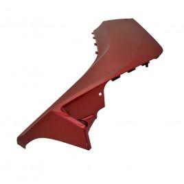 Γνήσια αριστερή ποδιά (καρίνα) κόκκινο χρώμα για Yamaha Crypton-X 135cc