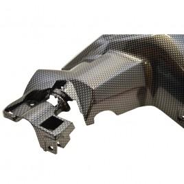 Carbon Καβούκι κοντέρ για Yamaha Crypton-X 135cc