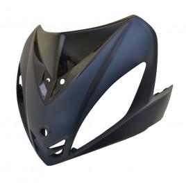Γνήσια μάσκα πιρουνιού (ράμφος) μπλε ματ χρώμα για Yamaha Crypton-X 135cc
