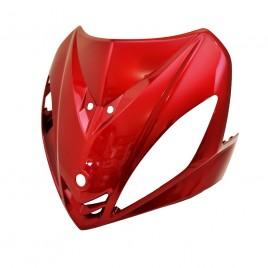 Γνήσια μάσκα πιρουνιού (ράμφος) κόκκινο χρώμα για Yamaha Crypton-X 135cc