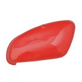Αριστερό καπάκι εργαλείων κόκκινο χρώμα για Honda C 50 12V