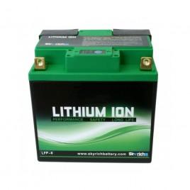 Μπαταρία λιθίου ιόντων Skyrich Lithium 4 πόλοι LFP-8 8Ah 480A (CCA)