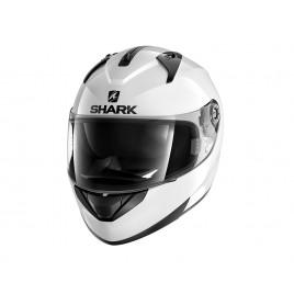 Κράνος μοτοσυκλέτας Shark Ridill Blank λευκό χρώμα