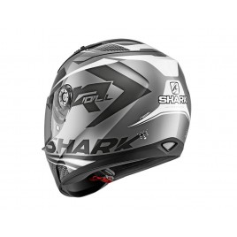 Κράνος μηχανής Shark Ridill 1.2 Stratom Anthracite Black