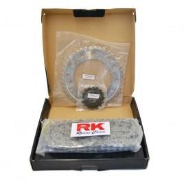 Σετ αλυσιδογράναζα RK Chain για Yamaha TDM 900