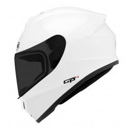 Κράνος μηχανής CMS GP4 Plain White
